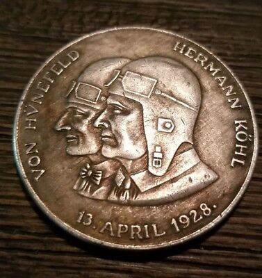 WW2 WWII German Miltary Leader Coin War Germany Collector Collection Karl Goetz