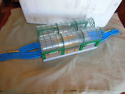 "Thomas The Tank Engine Tomy ""knapford Station""  Gc"