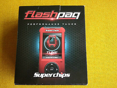 Flash Paq Performance Tuner Superchips F5 3845