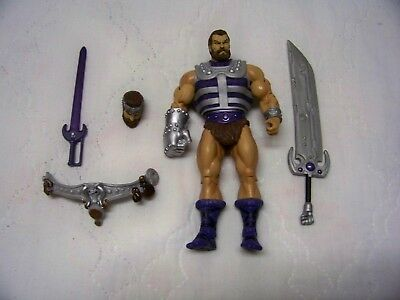 Motuc Fisto Battle Fist Motu Masters Of The Universe Classics Mattel 100% Compl