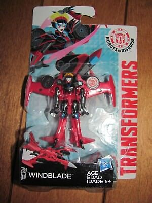 Transformers Robot in Disguise WINDBLADE Legion Class Figure NEW