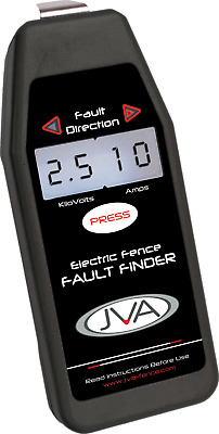 JVA Electric Fence Directional Fault Finder - Digital Electric Fence Tester