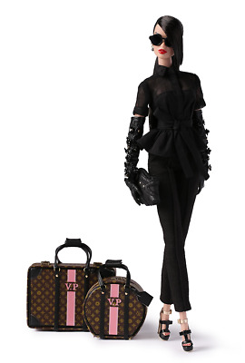 Fame & Fortune Vanessa Full Outfits And Accessories  -  Fashion Royalty No Doll