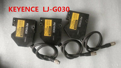 KEYENCE  LJ-G030  LJG030  used and tested