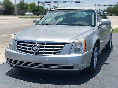 2006 Cadillac DTS  2006 Cadillac-DTS-Luxury-III-4dr Leather Extra Clean FLORIDA MAINTAINED L@@K
