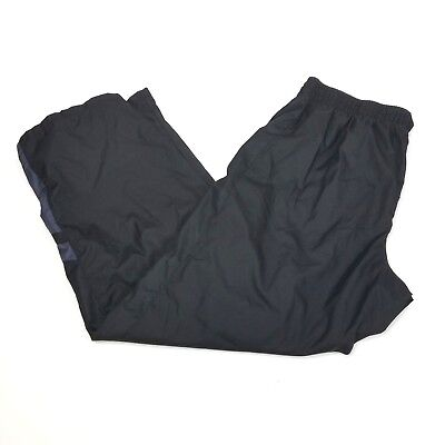 Starter Men Athletic Sport Pants Size Large 36-38 Dark Blue Elastic Waist D164 To Be Distributed All Over The World