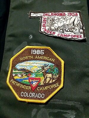 Pathfinder Club Patch And Sash