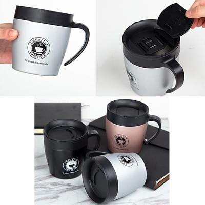 Stainless Steel Vacuum Double Layer Cup Thermos Thermal Cup Vacuum Coffee Mug