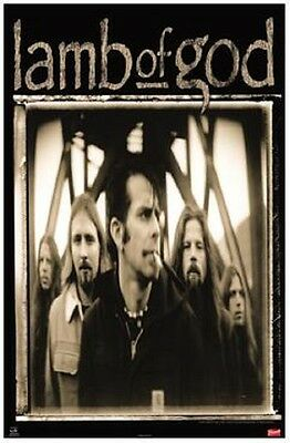 Lamb Of God Textile Poster Flag