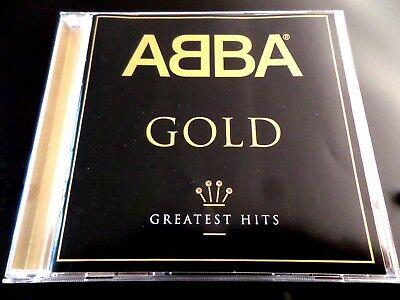 ABBA - Gold  CD  -  GREATEST HITS   *VG*