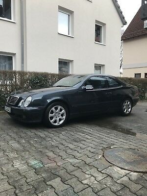 mercedes-benz clk 2000 c208 230 kompressor