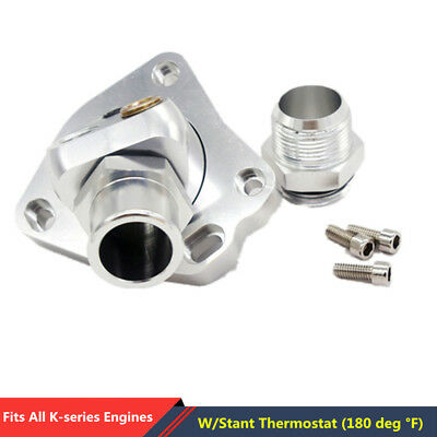 Swivel Neck Thermostat Housing For Engine K Series K20 K24 Radiator Hose K Swap
