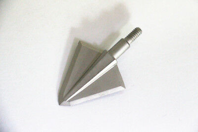 Razor Broadheads Archery Hunting Arrowheads Stainless Steel Compound Bow Tips