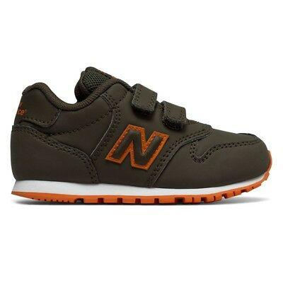 New Balance 500 Sneaker Bambini KV500BNI Green Orange