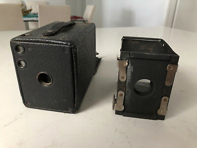 Kodak Eastman No 2 Box Brownie Model E