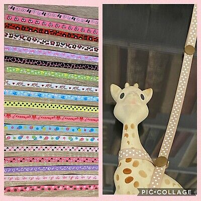 Toy Saver Keep Strap Baby Girl Clip Don't Lose Toy Will Fit Sophie Choose Ribbon