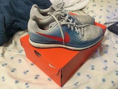 Nike air zoom Pegasus 34 men's running shoes used us 10 with box sport casual
