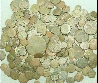 Lot Of 200+ Roman Bronze Coins