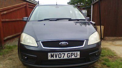 Ford C Max 1.6 Tdci Ghia 89K Miles Lovely Leather  Mot 07/19 Spares/ Repair