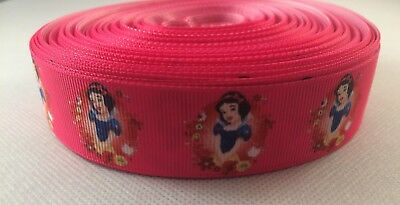 Large roll of snow white ribbon.FREE POSTAGE