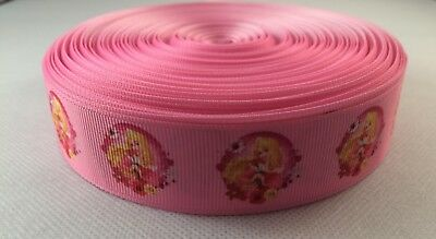 Large roll of Sleeping beauty ribbon.FREE POSTAGE