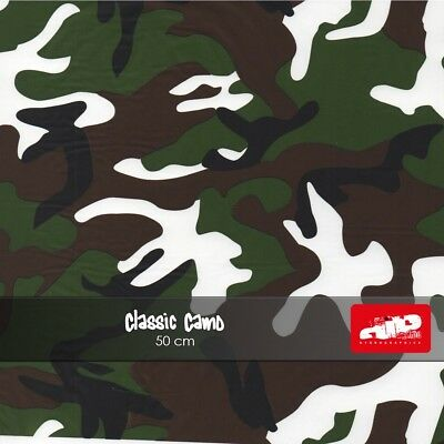 CLASSIC CAMO Hydrographics Film - Hydro Dipping folded film CAMO