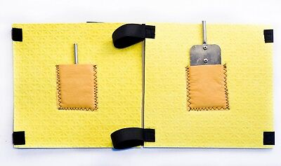 Iontophoresis Large Area Treatment Pads for Idromed devices + IDROMED ELECTRODES