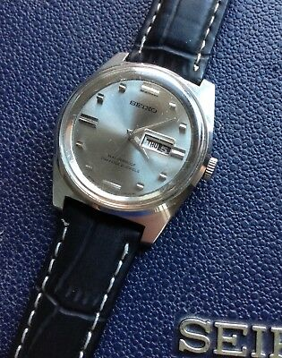 Seiko 2119-0990 Vintage Mens Watch Great Quality