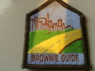 Girl Guides / Scouts Brownie Guide Highway
