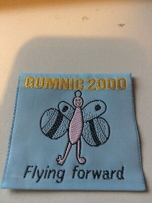 Girl Guides / Scouts Gumnic 2000 Flying Forward