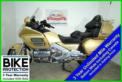 Honda Gold Wing®  2006 Honda Gold Wing Audio / Comfort Bike Comes With 3 Year Warranty