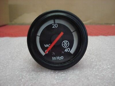 Freightliner  A22-38914-000 Air Cleaner Restriction Indicating Gauge 6620-01-398