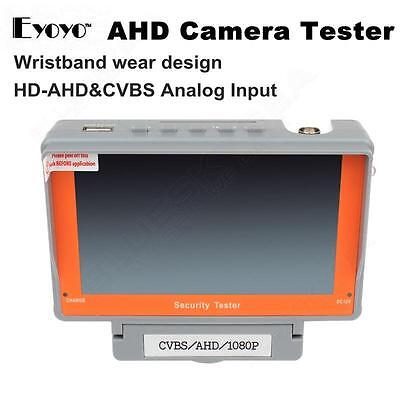 eyoyo handgelenk 5inch hd 1080p display und monitor tester kamera test +batterie