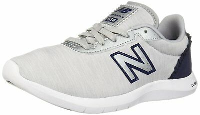 New Balance Womens wa514dm Low Top Lace Up Running Sneaker