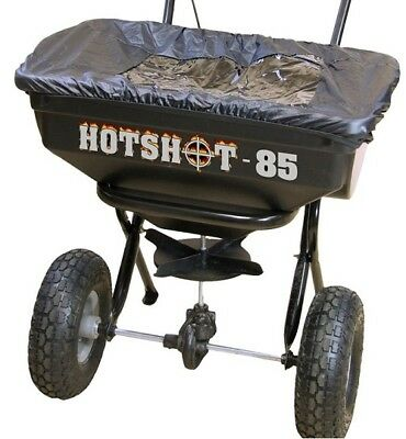 Meyer Products HotShot 85, Push Broadcast Spreader (38115)