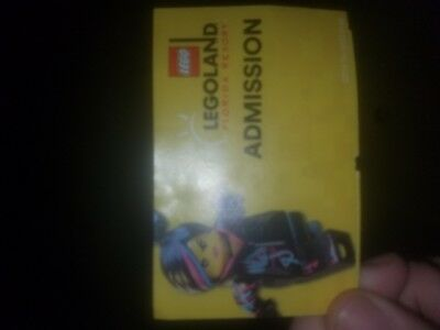 Legoland florida adult admission ticket