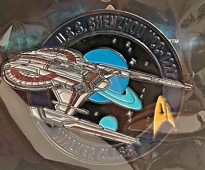 USS Shenzhou Collector's Pin (Star Trek Discovery)