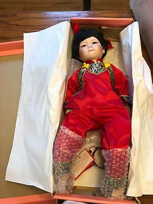 Brinn's Procelain Doll- Chinese Kid