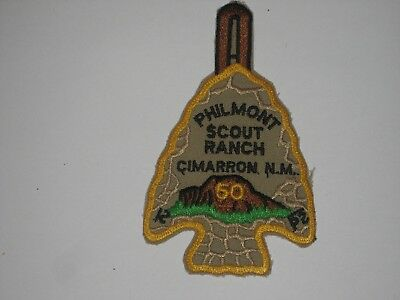 Philmont Scout Ranch Arrowhead-50th Anniversary