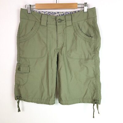 factory authentic big sale enjoy discount price CARHARTT WOMENS CARGO Shorts 100% Cotton Green Size 10