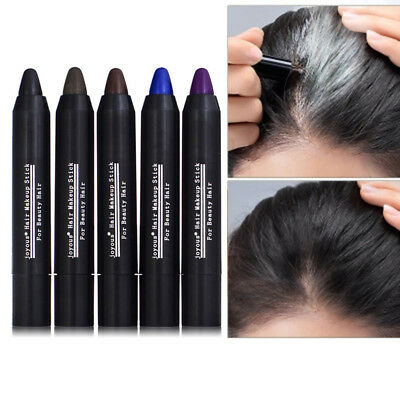 Hair Pen Disposable Temporary Hair Dye Color Chalk Crayons Paint Contour Pen New