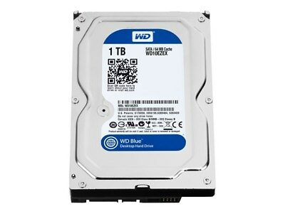 "Western Digital WD Caviar Blue 1 TB Internal 7200 RPM 3.5"" Hard Drive -WD10EZEX"