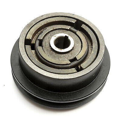 Karting Heavy Duty 3 Shoe Clutch Pulley 3/4'' Bore Fits GX Engine To 25HP GX200