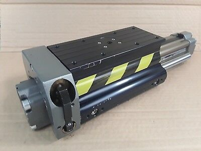 Univer Air Pneumatic Rodless Cylinder With Locking Unit S5011-40-0100 *