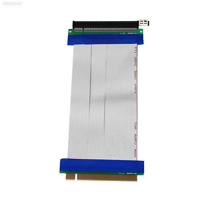 PCI-Express PCI-E 16X to 16X Riser Card Flexible Extension Cable ETH/ETC Mi