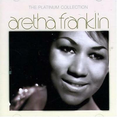 ARETHA FRANKLIN The Platinum Collection NEW SEALED CLASSIC SOUL  R&B CD (WARNER)
