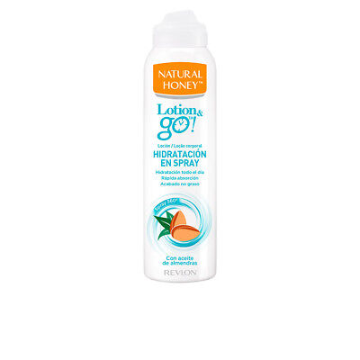 LOTION & GO! loción corporal hidratación en spray 200 ml