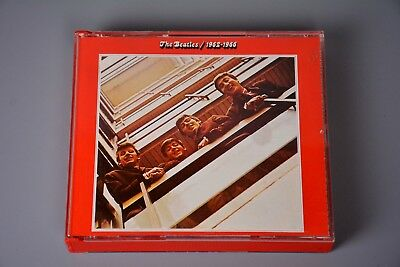 CD Album: The Beatles 1962-1966 Double Disc Set with Booklet