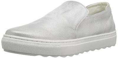 J Slides Womens perrie Low Top Slip On Fashion Sneakers