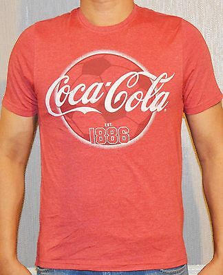 Coca Cola T-Shirt de Football Taille M, Grand, XL, XXL, XXXL , XXXXL